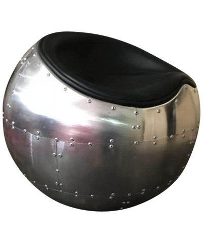 Ball chair AVIATEUR NOIR